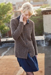 Imperial Yarn Tracie Too Breckon Cardigan Kit - Women's Cardigans