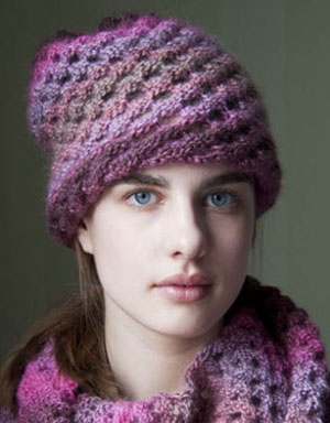 Wisdom Yarns Poems Walker Hat Kit - Hats and Gloves