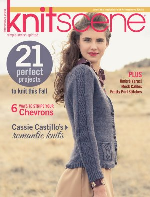 Knitscene Magazine - '13 Fall