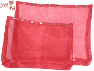Namaste Oh Snap - Singles - Stitch Red (X Large)