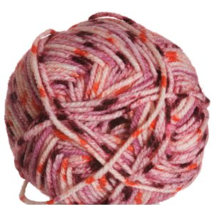 Plymouth Encore Worsted Colorspun Yarn - 7515 Pezz Print