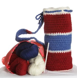 Jimmy Beans Wool Go USA Kits - Crocheted Summer Sling