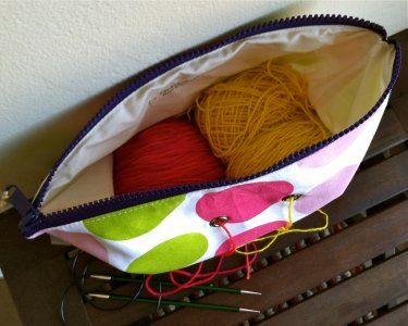 Top Shelf Totes - Yarn Pop - Double