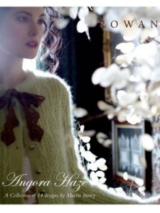 Rowan Pattern Books - Angora Haze Collection