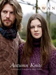 Rowan Pattern Books - Autumn Knits