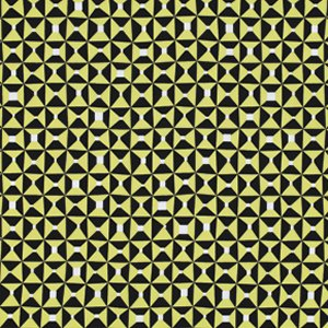 Erin McMorris Astrid Fabric - Blix - Chartreuse