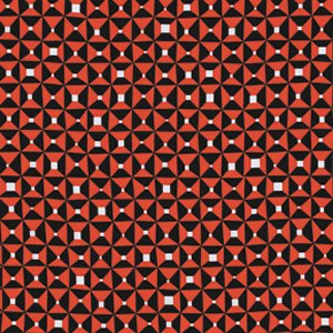 Erin McMorris Astrid Fabric - Blix - Poppy