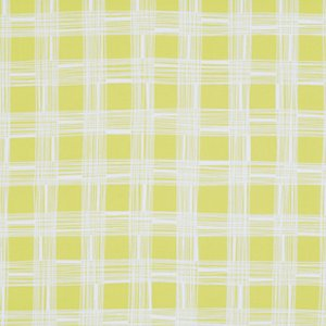 Erin McMorris Astrid Fabric - Pica - Chartreuse