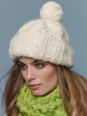 Rowan Tumble Keel Hat  Kit - Hats and Gloves