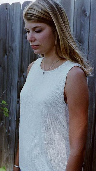 Knitting Pure and Simple Summer Sweater Patterns - 997 - Basic Shell Pattern