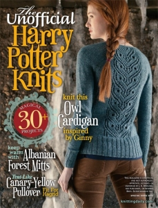 Spin Off Magazine - The Unofficial Harry Potter Knits (Discontinued)
