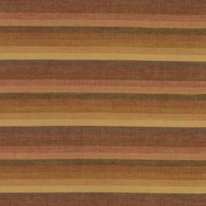 Kaffe Fassett Woven Stripe Fabric - Multi Stripe - Kindling