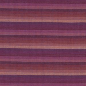 Kaffe Fassett Woven Stripe Fabric - Multi Stripe - Raspberry