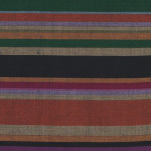 Kaffe Fassett Woven Stripe Fabric - Roman Stripe - Dark