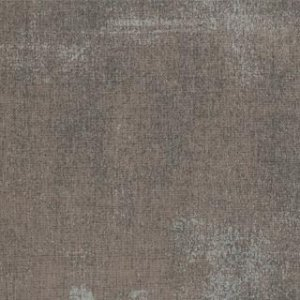 BasicGrey Grunge Basics Fabric - Grey (30150 540)