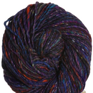 Noro Cyochin Yarn - 02 Grape, Blue, Pink, Black