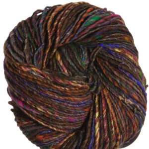 Noro Cyochin Yarn - 04 Olive, Orange, Fuchsia, Brown