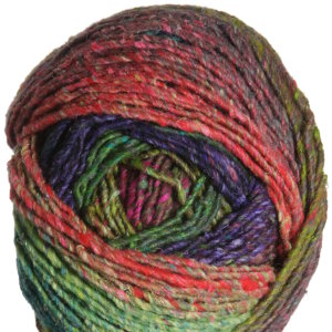 Noro Obi Yarn - 03 Lime, Sienna, Orange, Green (Discontinued)