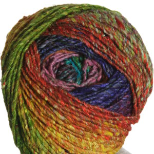 Noro Obi Yarn - 06 Yellow, Pink, Orange, Violet (Discontinued)