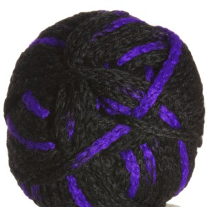 Schachenmayr original Lova Yarn - 085 Charcoal/Purple Spot