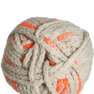 Schachenmayr original Lova Yarn - 087 Beige/Orange Spot