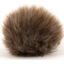 Universal Yarns Luxury Fur Pom-Pom  - 102-05 Heather