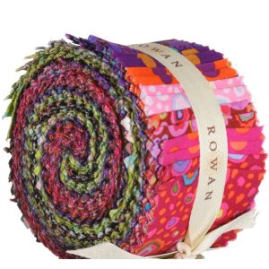 Kaffe Fassett Spots Precuts Fabric - Design Roll