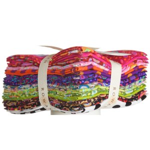 Kaffe Fassett Spots Precuts Fabric - Fat Quarter