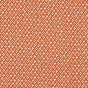 Denyse Schmidt Florence Fabric - Four Dots - Carnelian
