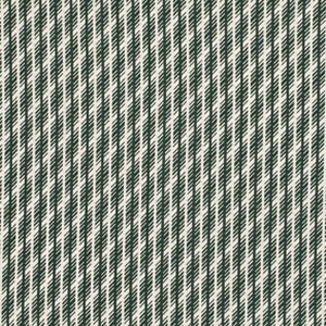 Denyse Schmidt Florence Fabric - Jagged Stripe - Malachite
