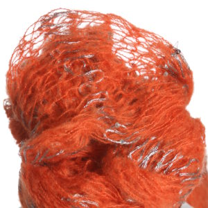 Red Heart Boutique Rigoletto Sequins Yarn - 3251 Tangerine