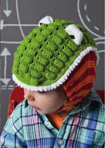 Berroco Comfort DK Later Gator Hat Kit - Baby and Kids Accessories