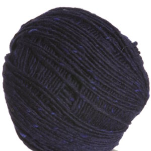 Debbie Bliss Luxury Tweed Aran Yarn - 39 Midnight