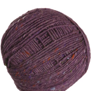 Debbie Bliss Luxury Tweed Aran Yarn - 40 Lilac