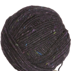 Debbie Bliss Luxury Tweed Aran Yarn - 41 Purple