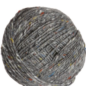 Debbie Bliss Luxury Tweed Aran Yarn - 42 Pebble