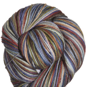 Misti Alpaca Hand Paint Sock Yarn - 51 Fox Tail