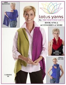 Trendsetter Pattern Books - Lotus Accessories & More 4704A