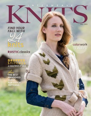 Interweave Knits Magazine - '13 Fall