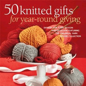 Universal Yarns Pattern Books - 50 Knitted Gifts For Year-Round Giving