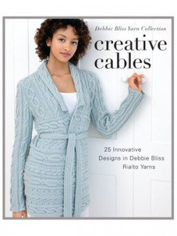 Debbie Bliss Books - Creative Cables