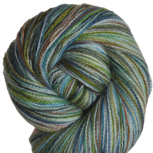 Misti Alpaca Hand Paint Lace Yarn - LP49 Lake Superior (Discontinued)