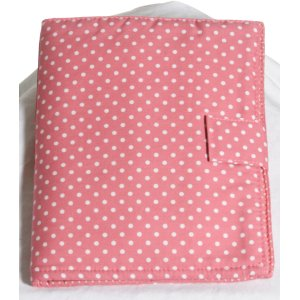 KA Small Switch Exchangeable Circular Needle Set Needles - Pink Polka-Dot Needles