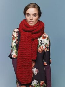 Rowan Tumble Totter Snood or Scarf Kit - Women's Accessories