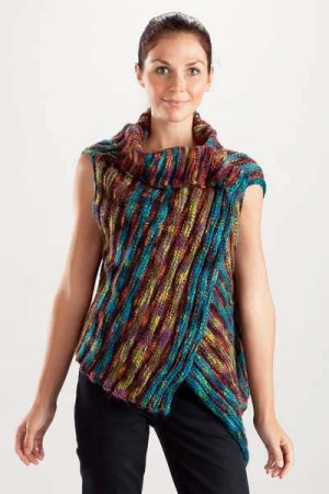 Trendsetter Bacio Reversible Ribbed Vest Kit - Vests