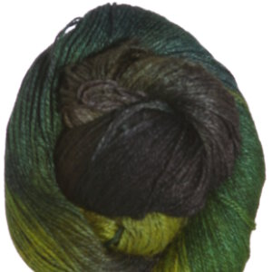 Lotus Mimi Hand Dyed Yarn - 15 Rain Forest (Discontinued)