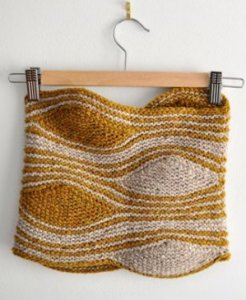 Classic Elite Majestic Tweed Turbulence Cowl Kit - Scarf and Shawls