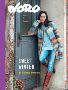 Claudia Wersing Noro Books - Sweet Winter