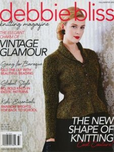 Debbie Bliss Knitting Magazine - '13 Fall/Winter