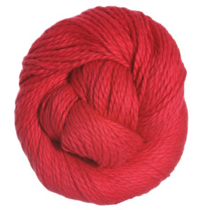 Blue Sky Fibers Organic Cotton Yarn - 627 - Flamingo (Discontinued)